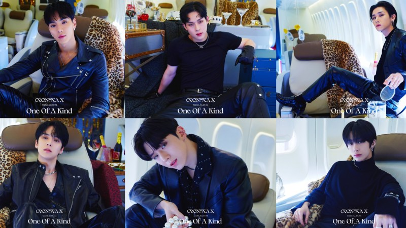 """What To Look Forward To For MONSTA X's """"One Of A Kind"""" Comeback"""