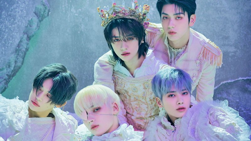 """TXT Continues To Dominate The Global Music Scene With """"The Chaos Chapter : FREEZE"""""""