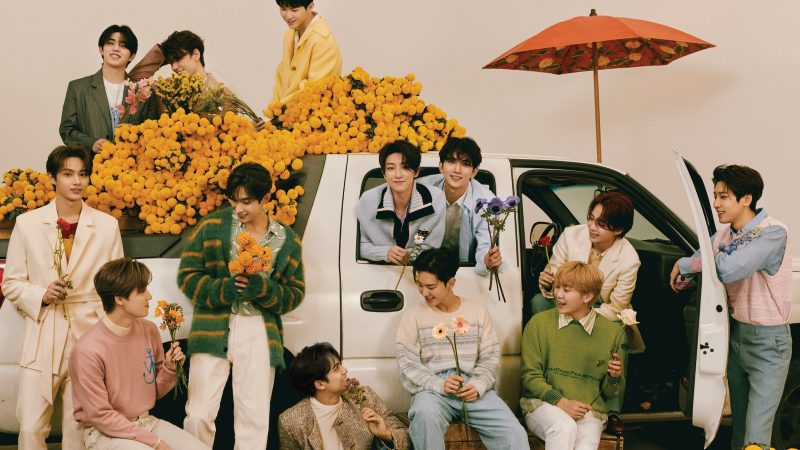 """SEVENTEEN To Perform """"Ready To Love"""" On """"Jimmy Kimmel Live!"""""""