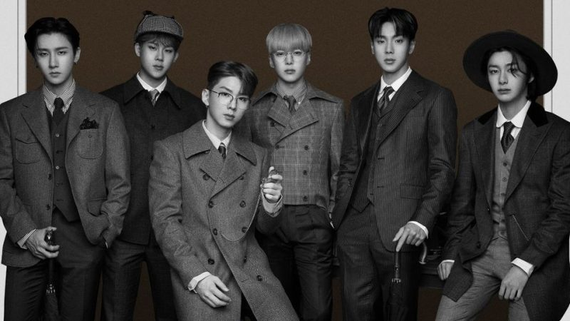 """MONSTA X Prepares To Deliver A Dynamic New Single Titled """"KISS OR DEATH"""""""
