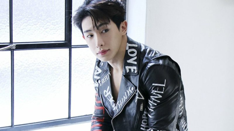"""Wonho Gears Up To Deliver A Striking """"Blue Letter"""" With His Upcoming Comeback Album"""