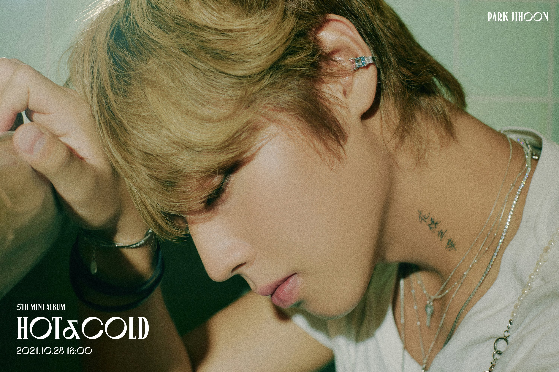 Park Jihoon Announces The Arrival Of His Upcoming Comeback Album