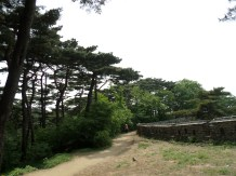 hike to the fortress