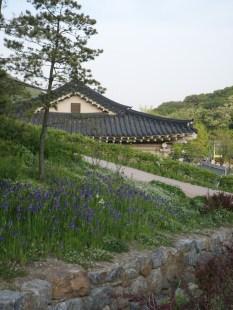 pretty Korean architecture