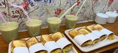 釜山。札嘎其站 | 百花烤腸 (백화양곱창)~釜山在地人大推的烤腸店