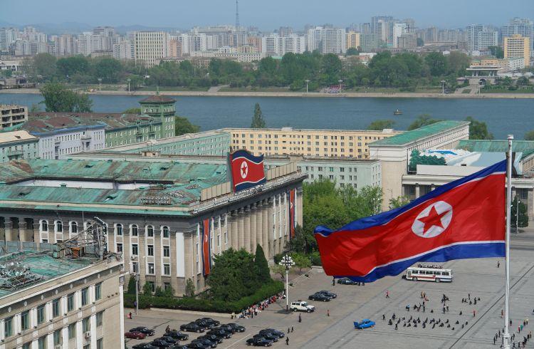 North Korean Market
