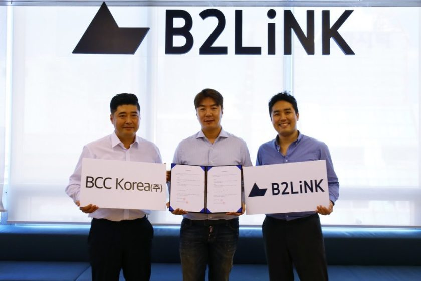 B2LiNK Founders