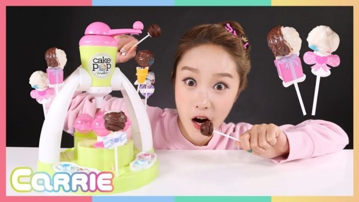Carrie and Toys Korean Youtuber