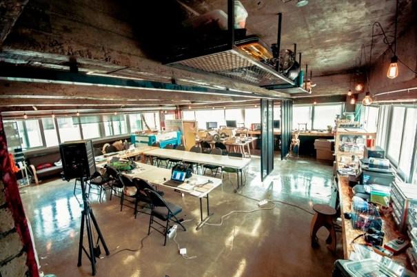 Fab Lab Seoul coworking