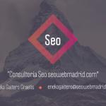 Precios Posicionamiento Seo - Seowebmadrid.com