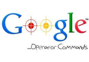 Comandos de GOOGLE para búsquedas avanzadas