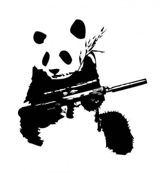 El panda no manda