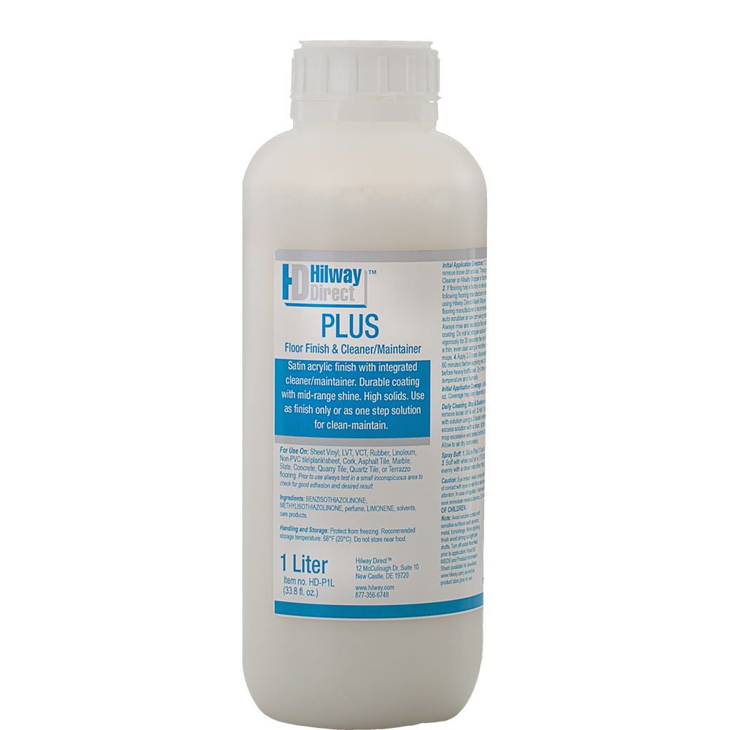 hilway direct plus cleaner maintainer 33 8 ounce 1l