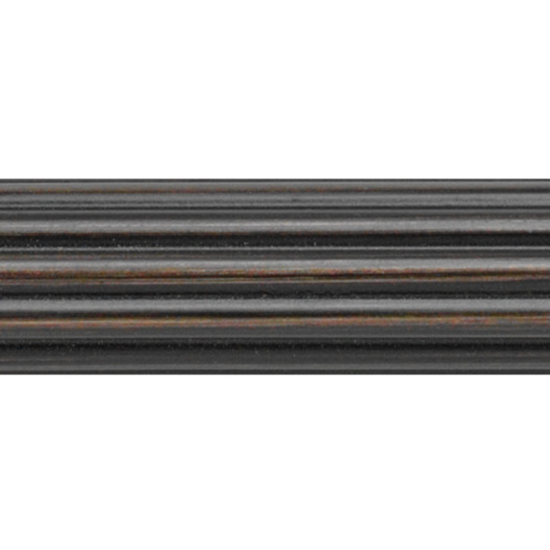1 38 Diameter Smooth And Reeded Wood Poles Select
