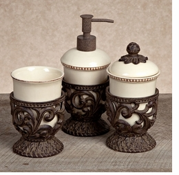 Gracious Goods Collection Bath   Vanity Accessories GG Collection Bath   Vanity Accessories