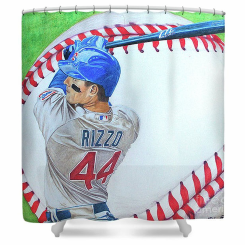 anthony rizzo chicago cubs artistic