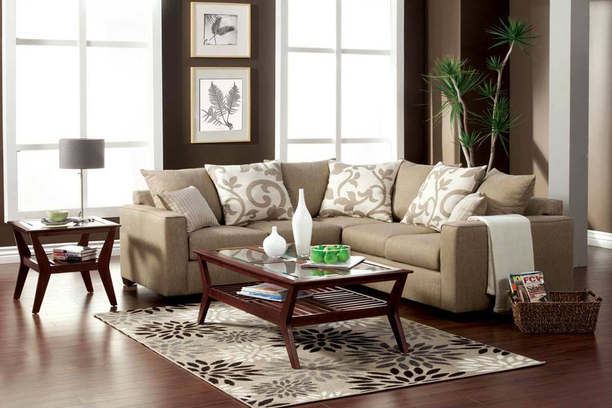 Contemporary Sectional On Living Room Furniture Washington Dc. Made In Usa  ... Part 29