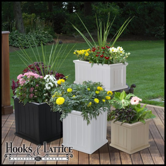 Planter Boxes   Garden Planters   Decorative Planters Residential Planters   Pots Click to enlarge