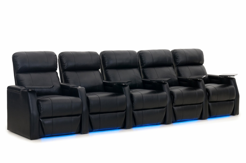 Out Leather Pull Loveseat