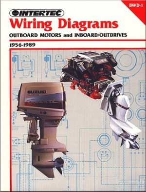 Outboard Motors, Inboards, Outdrives: Wiring Diagram