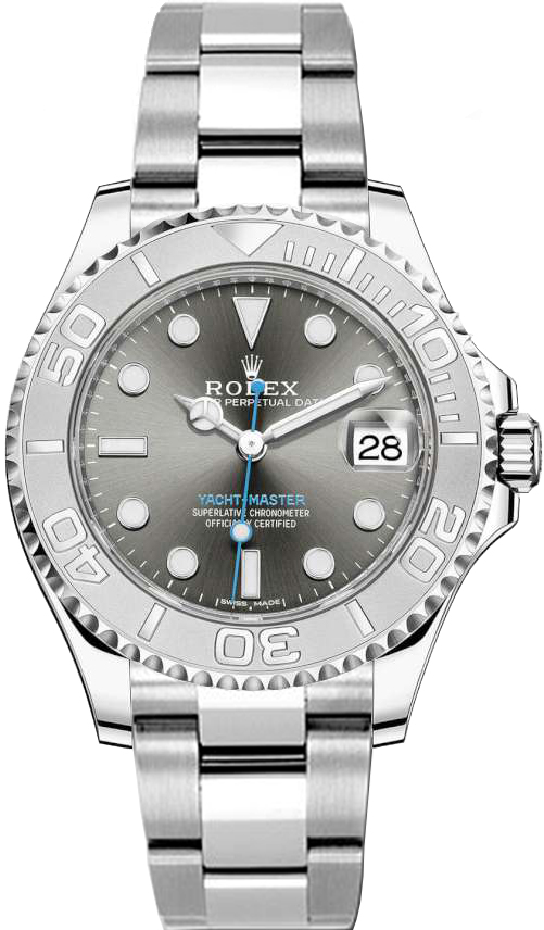 268622 RHD Rolex Yacht Master 37 Luxury Watches