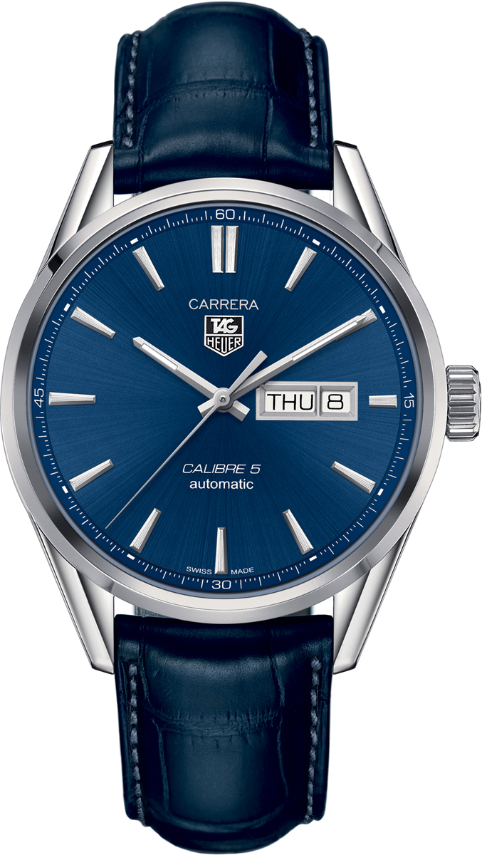 Meters 100 Steel Stainless Blue Fossil