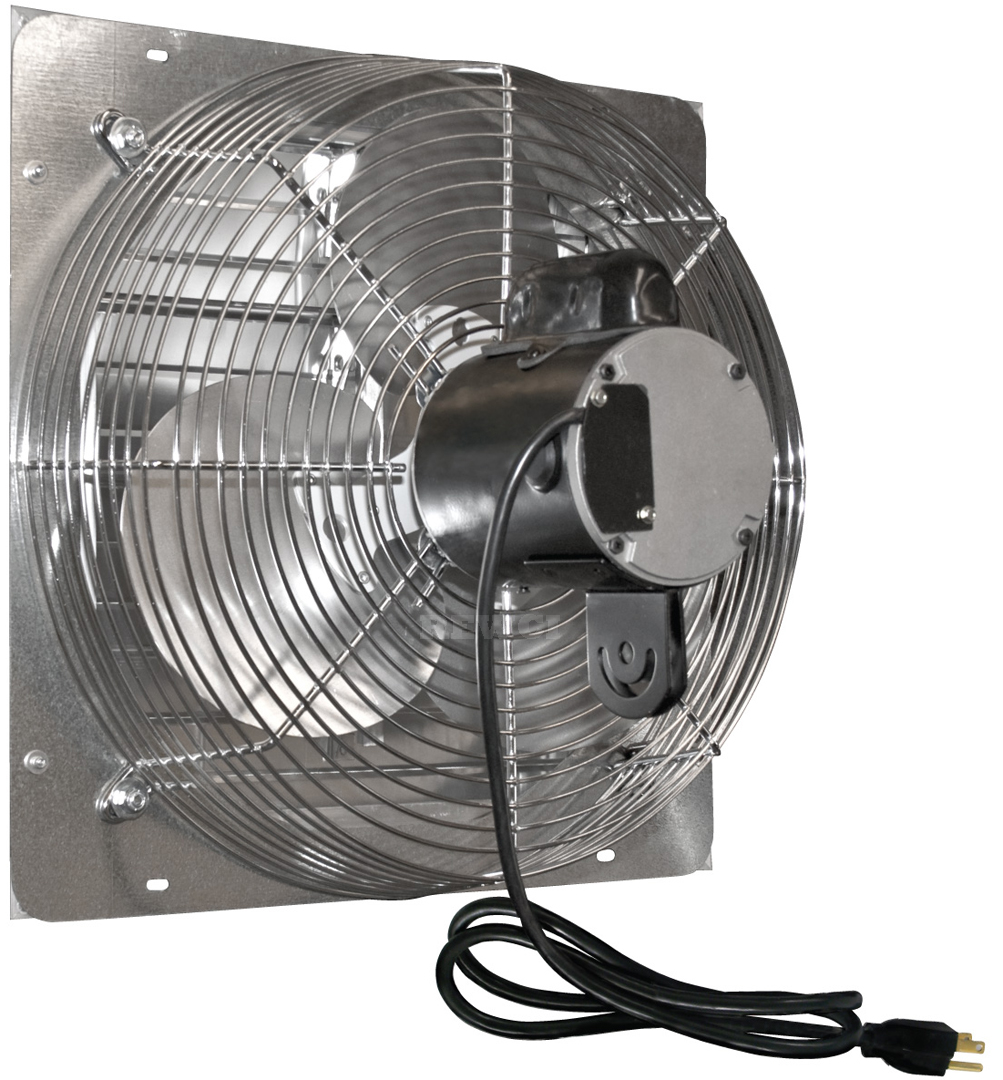 30 inch shutter fan with or without cord