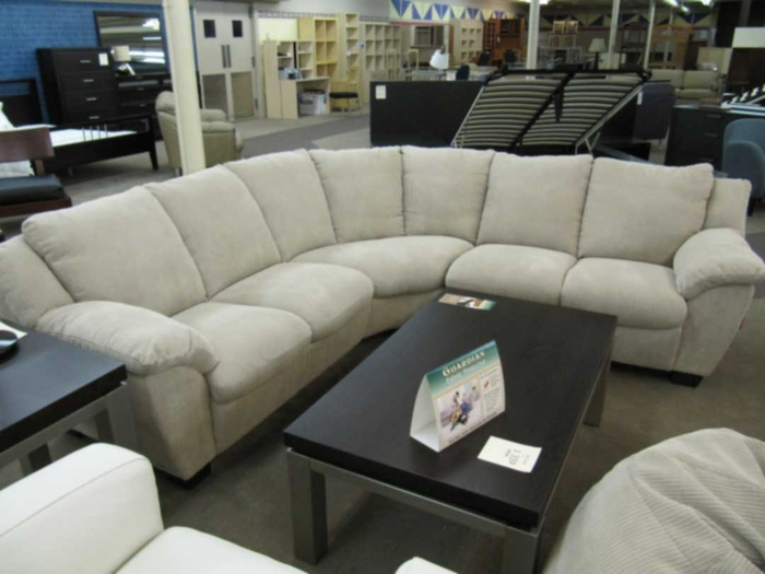 Italsofa Comfortable Family Room Sectional