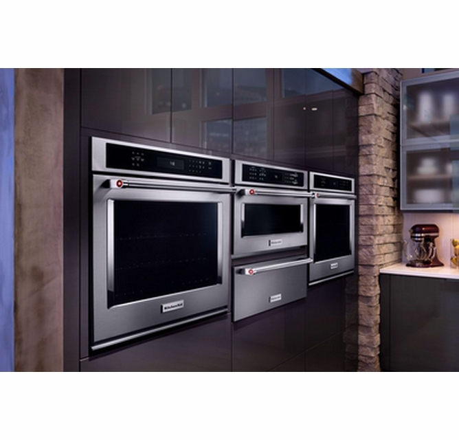 kmbp107ess kitchenaid 27 built in microwave oven with convection cooking stainless steel
