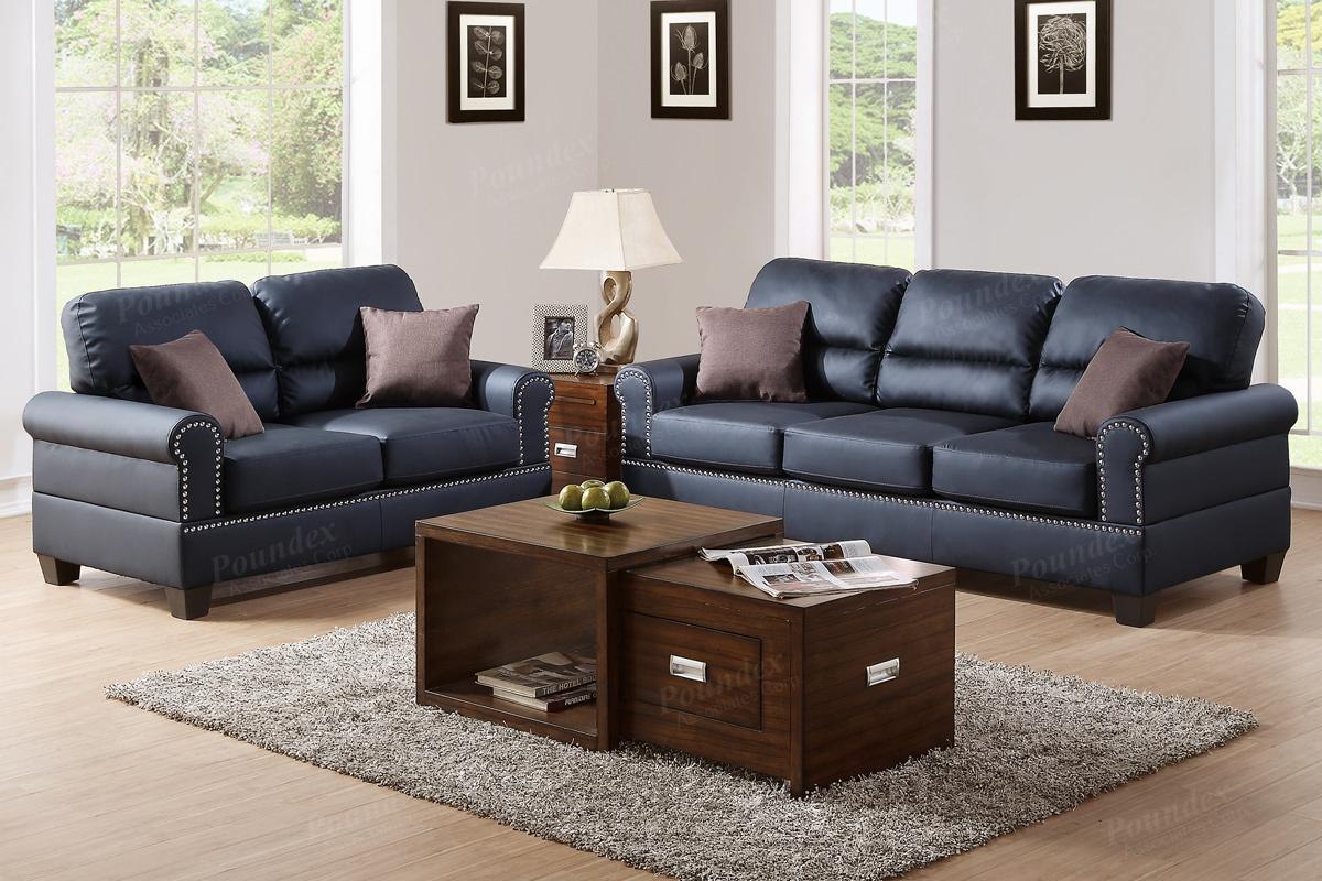 Best Kitchen Gallery: Black Leather Sofa And Loveseat Set Steal A Sofa Furniture Outlet of Leather Sofa Set  on rachelxblog.com