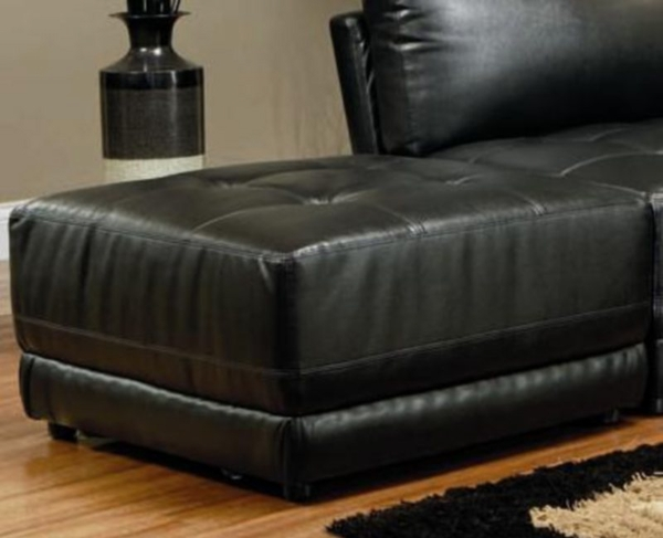 Coffee Ottoman Tufted Large Table