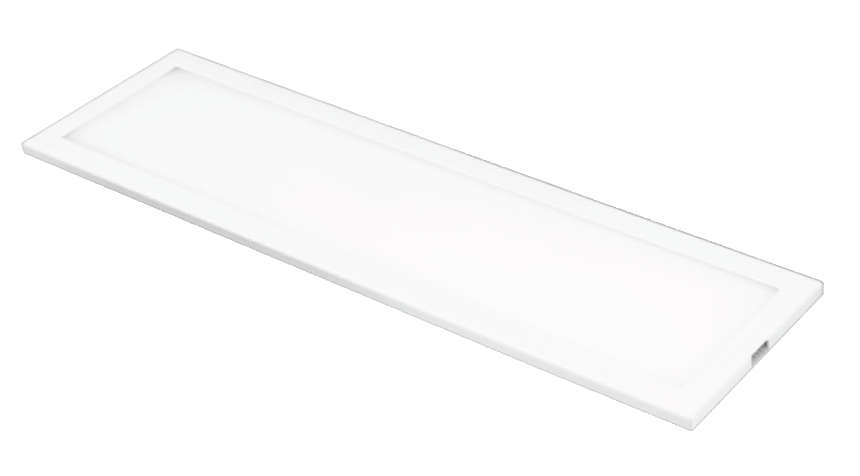 complete dimmable under cabinet fixture
