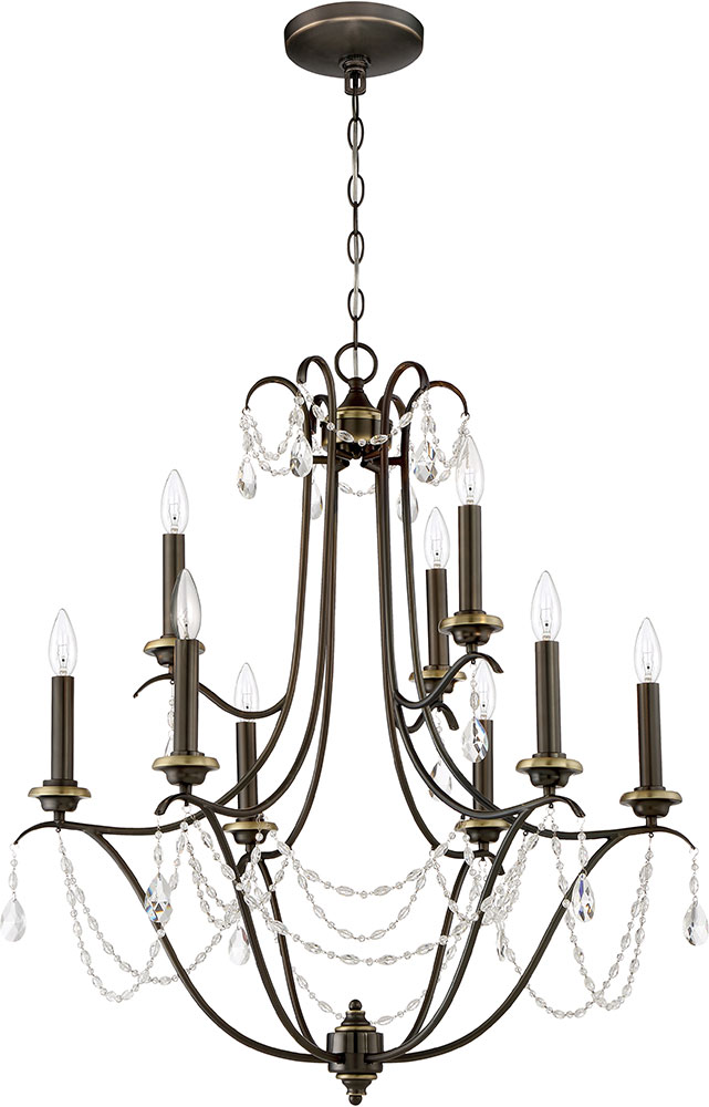 Craftmade 41129 Lb Lilith Legacy Brass Lighting Chandelier Loading Zoom