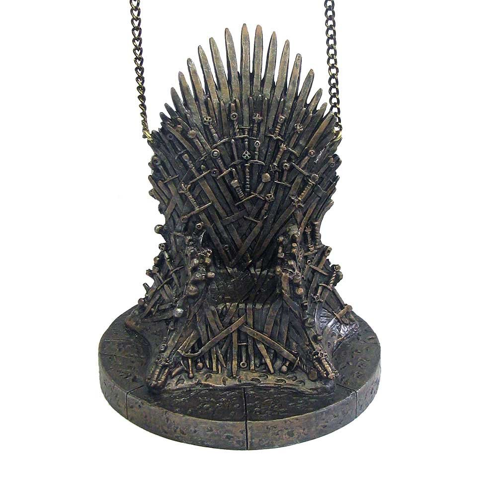 Iron Throne Ornament Game Of Thrones Gifts