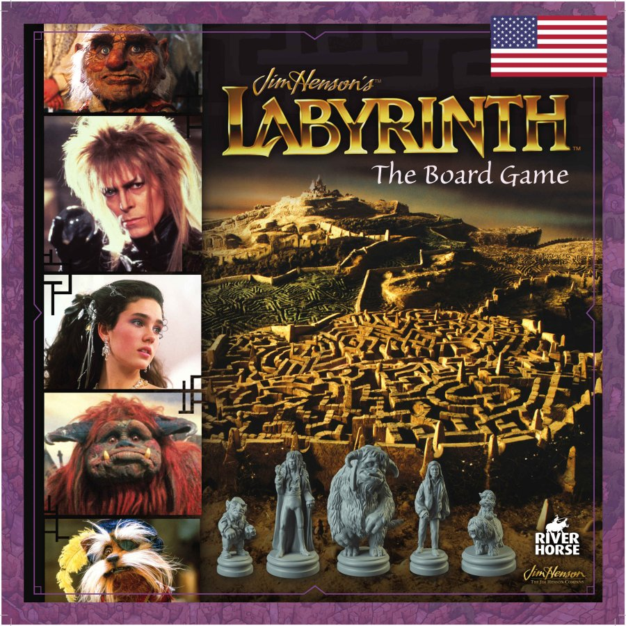 Labyrinth Board Game TV Amp Movie Gifts