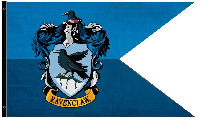 ravenclaw outdoor flag harry potter gifts & collectibles
