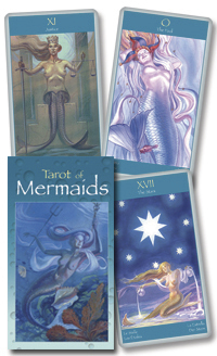 Tarot Of The Mermaids Mermaid Gifts Amp Collectibles