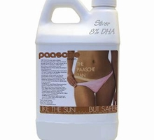 Paasche 128 Ounces Leisure Tan Tanning Solution w/ 8% DHA