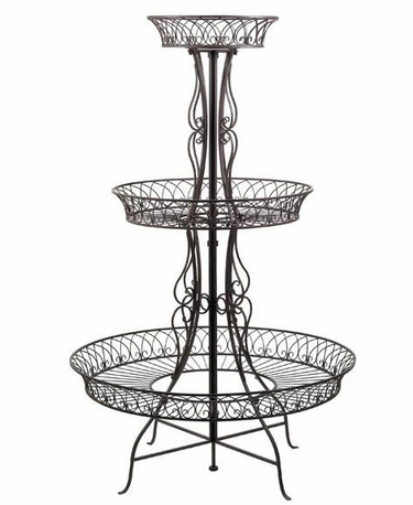 62 Round Plant Stand Classic Only 42995 At Garden Fun