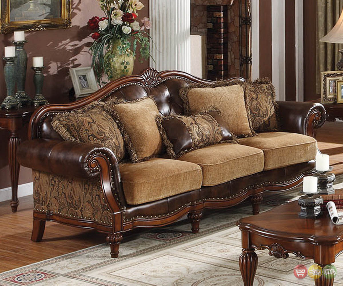 Cherry Wood Living Room Furniture