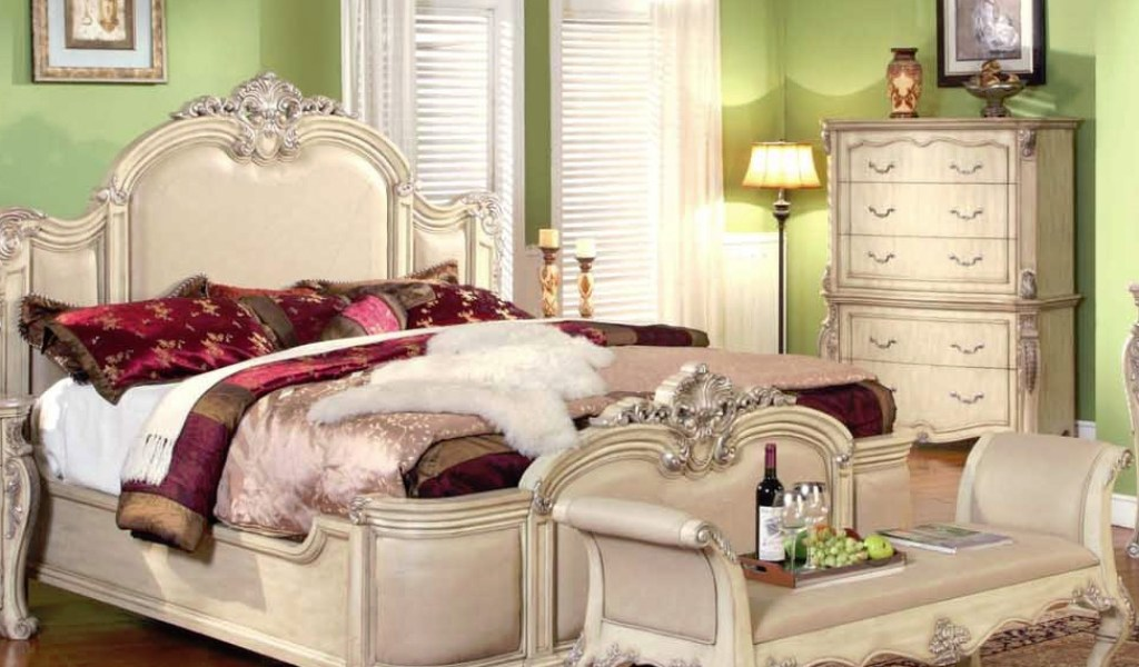 White Traditional Bedroom Furniture - Home & Garden Improvement ...