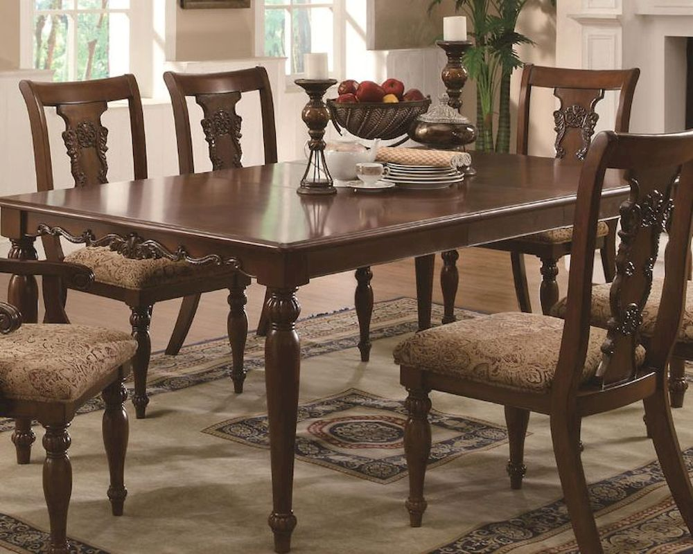 Coaster Traditional Dining Table Addison CO 103511