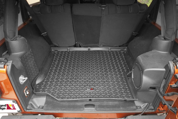 All Things Jeep All Terrain Cargo Liner For Jeep