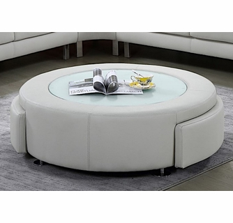 maylis white coffee table by best quality furniture