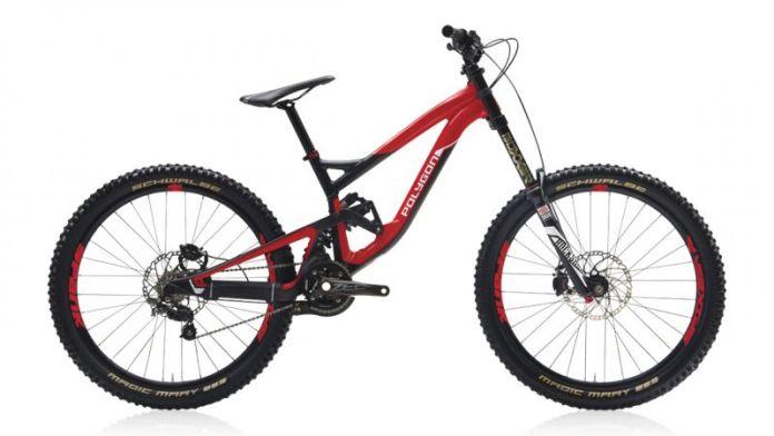 Sepeda Gunung Polygon Collosus DH8
