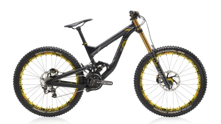 Sepeda Gunung Polygon Collosus DHX