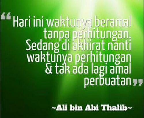 Inspirasi Ucapan Selamat Pagi dengan Kata kata Mutiara Islami ...