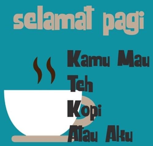 Selamat pagi romantis 4