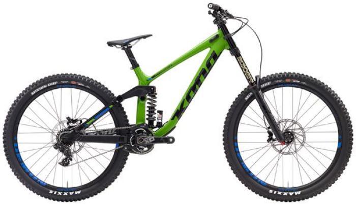 Sepeda Merk Kona
