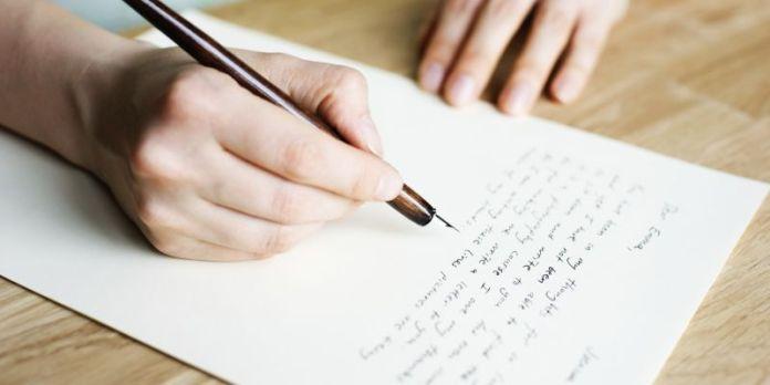 Contoh Surat Lamaran Kerja Tulis Tangan 2